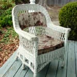 Caring for Cottage Garden Wicker Furniture