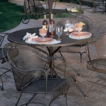 Different Materials Used In Making Outdoor Furniture